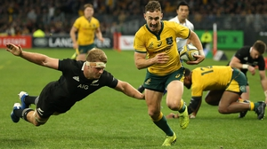 New Zealand suffered a big defeat to Australia last weekend