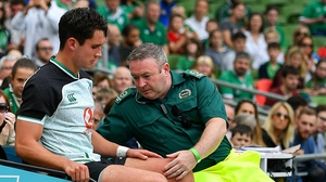 Joey Carbery remains in the mix for the World Cup