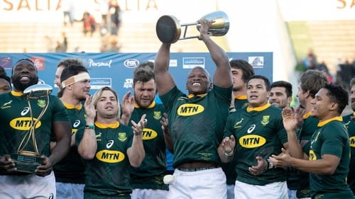 Argentina must force Springboks into mistakes, says De la Fuente
