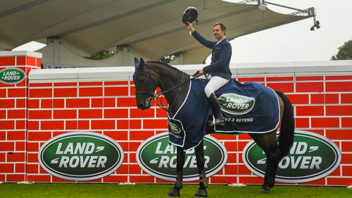 The 147th Dublin Horse Show will take placefrom 18 to 22August 2021