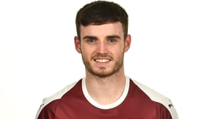 Conor Barry found the net twice for Galway