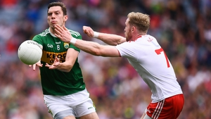 David Moran has urged young Kerry players not to let occasion pass them by