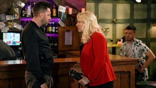 Hayley has a run-in with Aidan on Fair City