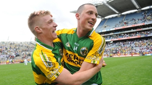 Kieran Donaghy and Tommy Walsh were once known as the Twin Towers