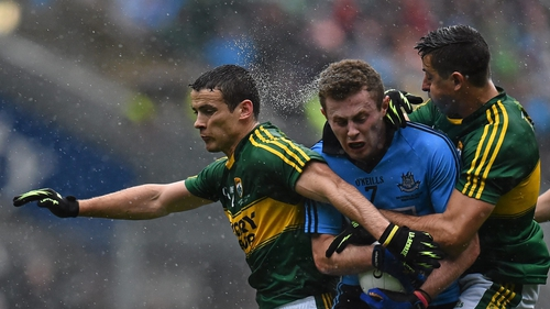The Kingdom and the Dubs last met in the All-Ireland final in 2015