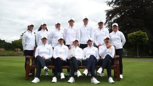 The Europe team that will compete in the Solheim Cup