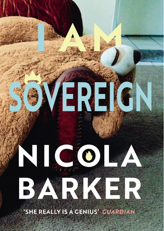 "Review:  ""I Am Sovereign"" by Nicola Barker"
