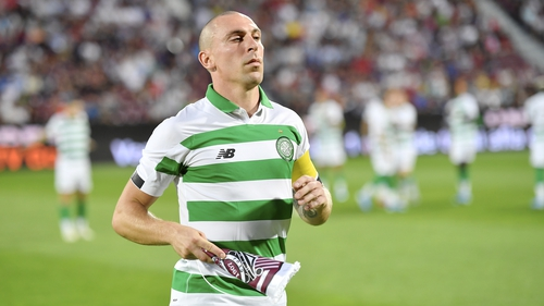 Scott Brown could lead Celtic to a record 10th consecutive Scottish title next season