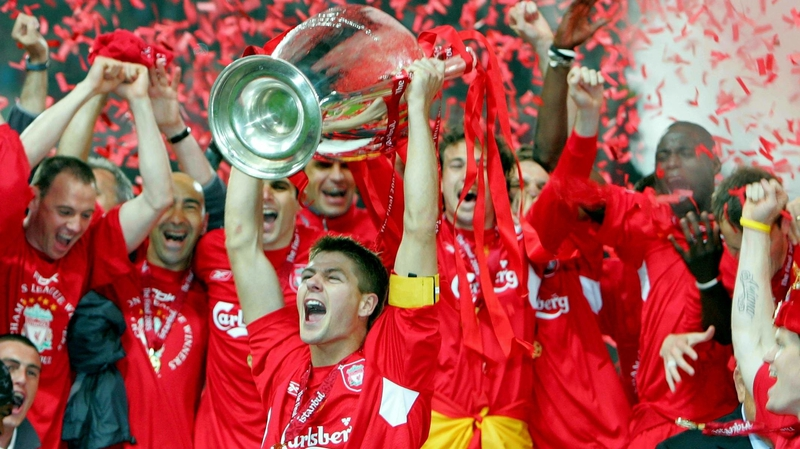 Istanbul heroics made Gerrard