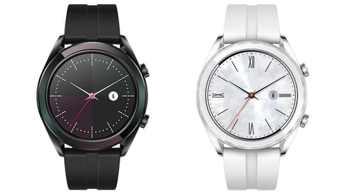 The Huawei Watch GT comes in two different sizes