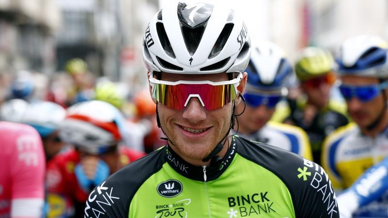 Sam Bennett wins back-to-back stages at BinckBank Tour