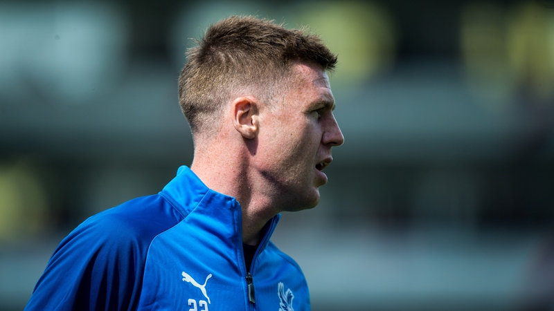Ireland manager provides positive update on McCarthy