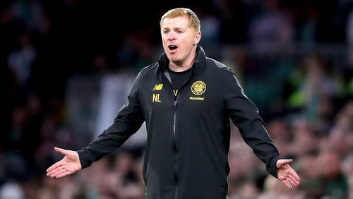 Neil Lennon must now turn his attention to the Europa League