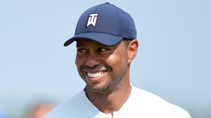 Woods was forced to sit out the Northern Trust due to back pain.