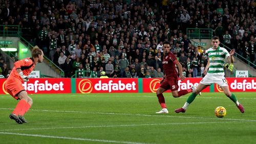 Ryan Christie was among the scorers but it wasn't enough for Celtic