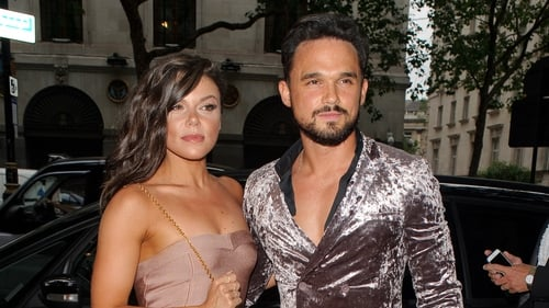 "Faye Brookes and Gareth Gates - Source claims ""They are both really sad about it but have vowed to remain friends"""