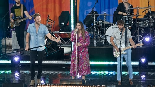 Lady Antebellum's Charles Kelley, Hillary Scott and Dave Haywood