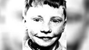 Patrick Rooney - an chéad leanbh a maraíodh sna Triobloidí cothrom an lae seo i 1969. Bhí sé 9 mbliana d'aois