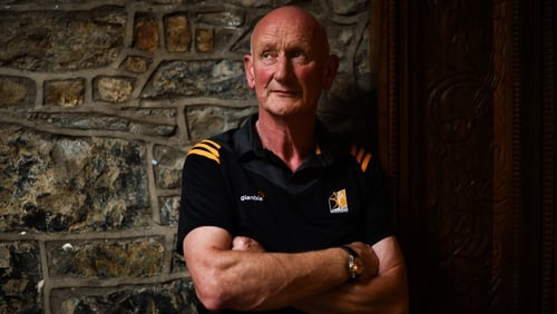 """Brian Cody: """"Ego is something Ilike to have well outside of our dressing room."""""""