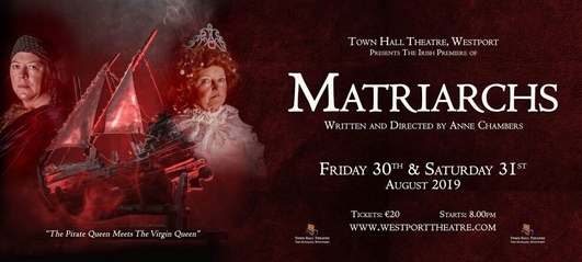 """Matriarchs"", a play by Anne Chambers at Westport Town Hall Theatre"