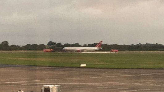 Flights disrupted after plane evacuated at Shannon