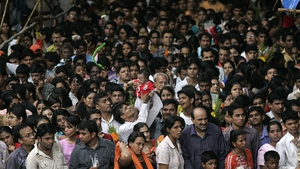 With 1.3 billion people, India is the world's second-most populous country behind China