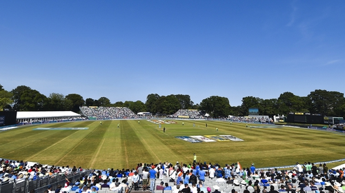 Malahide Cricket Club had been due to host the final of the inaugural Euro T20 Slam tournament in September