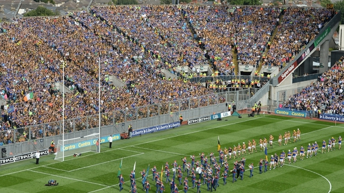 Great hurling rivals are back on the big stage again