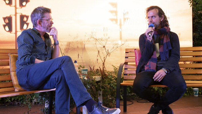Watch: Mystery Train live with The National's Bryce Dessner