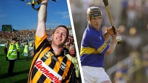 Byrne in Tipperary and Kilkenny colours