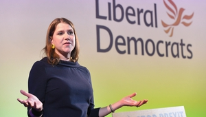 Jo Swinson has been urged to rethink her rejection of the proposition