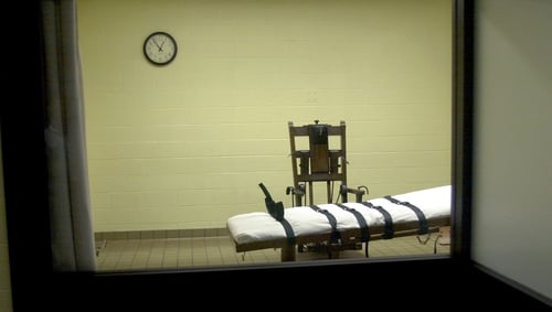 USA  murderer executed after choosing electric chair