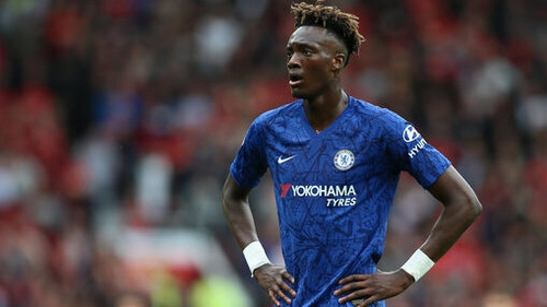Tammy Abraham was the target of racist abuse