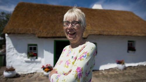 Margaret Gallagher has lived in the cottage for her whole life