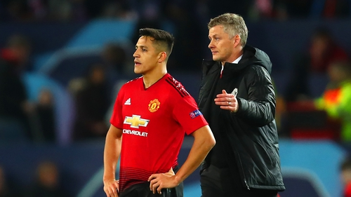 Sanchez has struggled to find form at Man United
