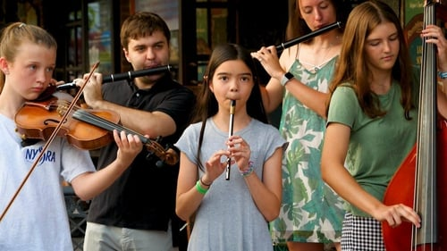 All the fun of the Fleadh: A scene from last year's event