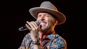 "Matt Goss - ""I got reported because they thought it was fake. They said, 'Matt won't take kindly to you using his photos'. It was quite funny"""