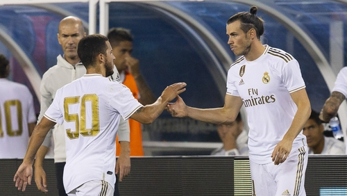 Bale is set to remain at Madrid for now