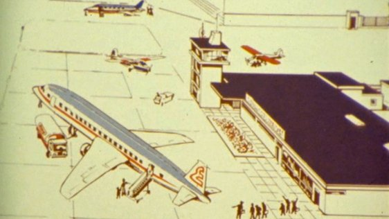 Knock Airport Plans (1984)