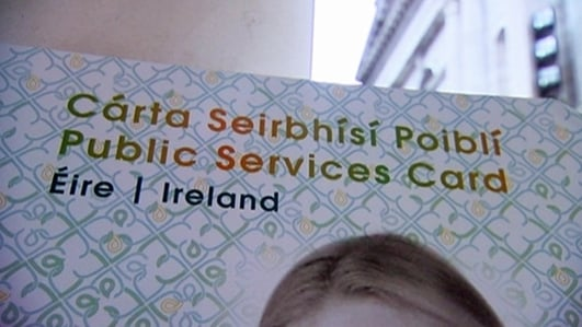 Jeanne Kelly - Public Services Card
