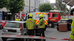 In Clonmel, a man died after a street pole fell on him