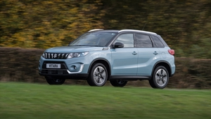 The Suzuki Vitara has been a firm favourite for over three decades
