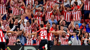 Aduriz celebrates his winner