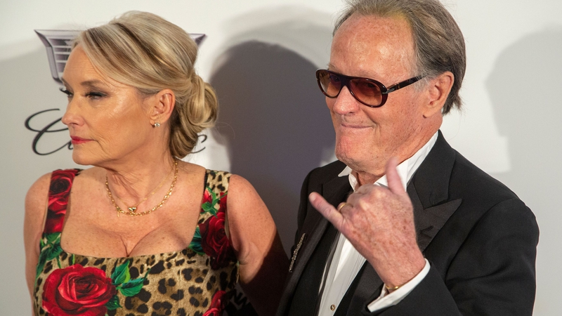Actor Peter Fonda dies aged 79