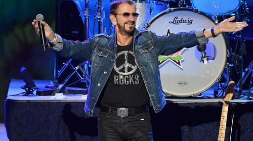 Ringo socks it to 'em in this week's anti-bullying campaign