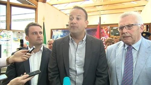Leo Varadkar was speaking in Drogheda where he was attending the annualFleadh Cheoil na hÉireann