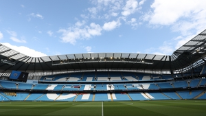 The game at the Etihad has been postponed