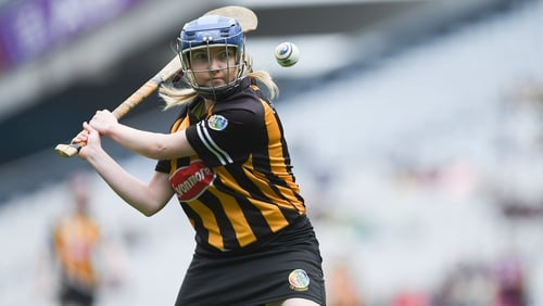Michelle Quilty hit 1-09 in the victor over Tipperary
