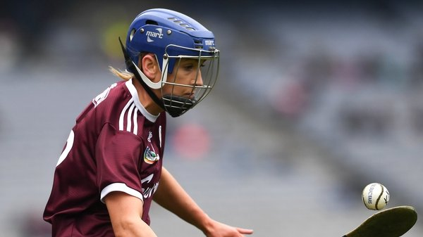Niamh Kilkenny put in a player-of-the-match display for Galway