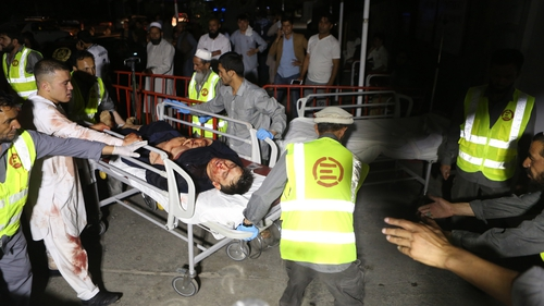 At least 20 wounded, many feared dead in Kabul wedding blast